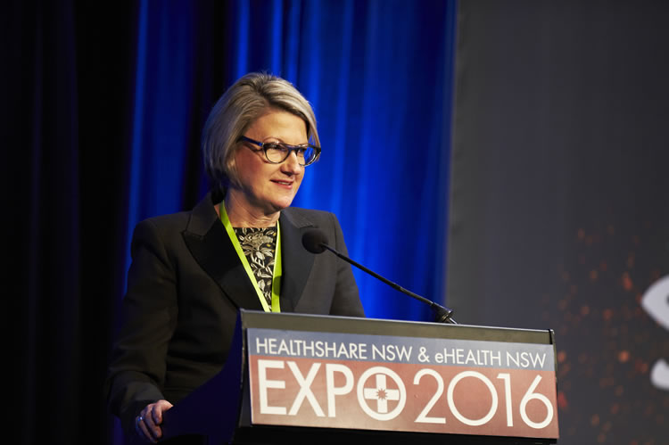 Elizabeth Koff - Secretary, NSW Health